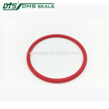 mechanical shaft seal hydraulic cylinder sealing red silicone glide seals