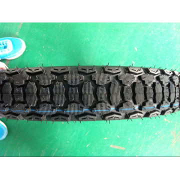 High Quality Fashion Pattern Motorcycle Tires and Inner Tube 3.25-16