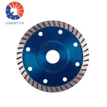 China Supplier Diamond turbo saw blades marble and granite cutting tools
