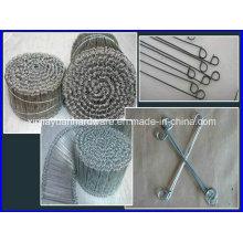 Hot DIP Galvanized Double Loop Tie Wire /Bar Tie Wire