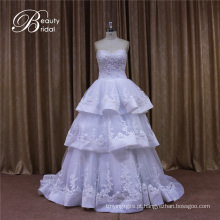 Vestido de casamento vestido de noiva branco querida