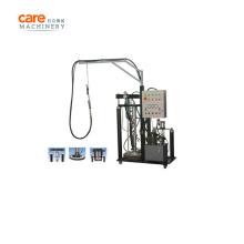 Insulation Glass Silicone Sealant Machine