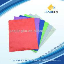 Ткань с замшевой тканью с тиснением