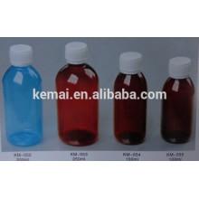 Bouchons à vis bouteilles bouteilles en plastique vides