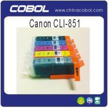 Nuevo cartucho de tinta compatible Cli 851