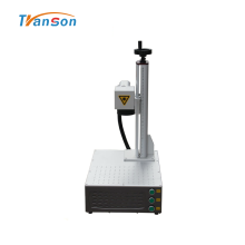 pequena máquina de marcação a laser de fibra de 20 watts