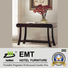 Tabla de consola de madera del hotel de la alta calidad (EMT-CA29)