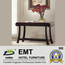 High Quality Wooden Hotel Console Table (EMT-CA29)