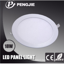 De Bonne Qualité Lumière ronde de panneau de LED pour l'intérieur