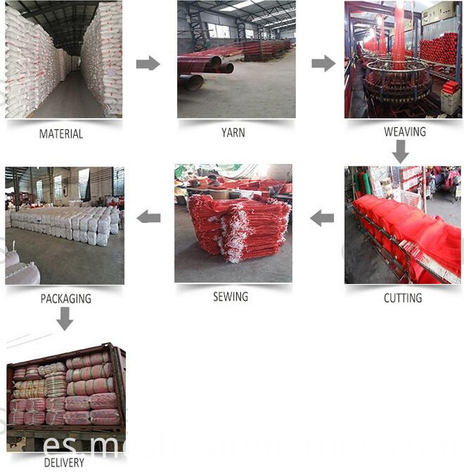 Plastic Packaging Net