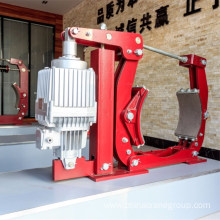 Electro-hydraulic drum brake for cranes |