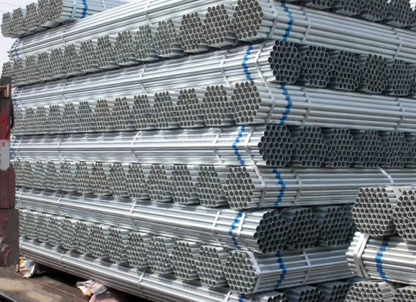 steel pipe galvanized