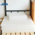 Matelas médical de lit de futon 3 pliant Airfiber pour l'hôpital