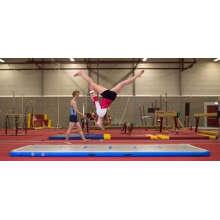 Qualitativ hochwertige Tropfen Stich aufblasbare Gymnastik Matratze