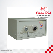 Factory price undercounter security safe box/ safe deposit box cabinet from Luoyang