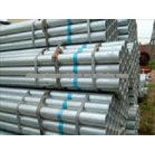 aço quente-mergulhada galvanizado tubo/tubulação de aço preço/quente mergulho galvanizado tubulação de aço galvanizada