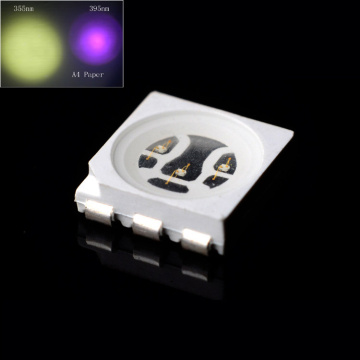 355nm UV LED 5050 Lila SMD LED