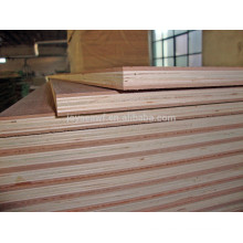 1220 * 2440mm sandwich madera para muebles y construcción