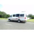 Coche de turismo Iveco 4X2.