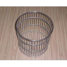 Bandeja de instrumentos médicos, cocina de acero inoxidable que cocina la cesta de la malla de alambre