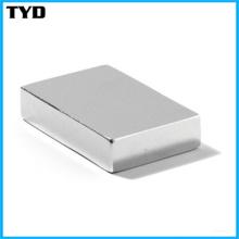 N52 Neodymium Strong Block Aimant permanent NdFeB fritté