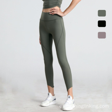 Pantalones de yoga colorvalue leggings de gimnasia