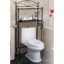 Mobilier nouveau Design étagère salle de bain présentoir (GDS-BR01)