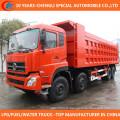 12 Wheels Tipper Truck 8X4 High Quality Dump Truck