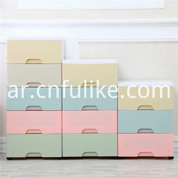 Stackable Wheels Cabinet