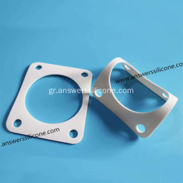 Custom Clear Rubber ORings / Seals / Gasket Silicone πλυντήριο