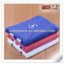 China Großes Angebot billig Bad Handtuch Baumwolle Gesicht Tuch Großhandel Handtücher