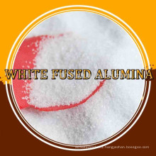 White Fused Alumina for Abrasive and Refractory