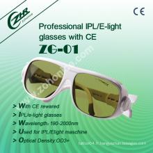 Lunettes IPL à laser pulsé intense Zg-02