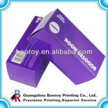 Caja de papel de lujo / Caja de papel de arte / Caja de pulsera de papel