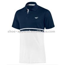 esportes baratos impressão logotipo Polo T-shirt para homens