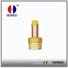 45V116 cuerpo del collar de la lente de Gas de recambios de soldadura TIG