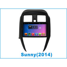 Android System Car DVD GPS for Sunny 9 Inch Touch Screen with Navigation/Bluetooth