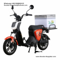 Mini Fast Food Delivery elektrische scooter 48v 500w