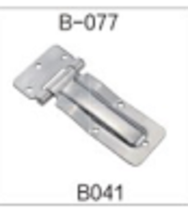 Steel Long Continous Piano Hinge