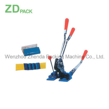 5/8 Combination Strapping Tool Tension Crimp for Plastic Banding (ZDB-2001)
