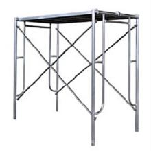 Cheap Scaffolding Galvanized Steel Metal Aluminum Layher  System Tube Construct Adjustable Scaffolding