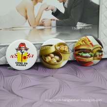 Cute Round Cartoon Smile Refrigerator Sticker Fridge Magnet