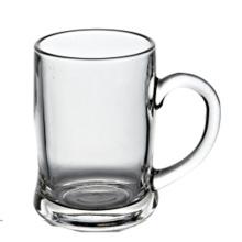 400ml caneca de vidro de cerveja com alça (BM046)