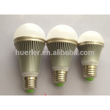 Économies d'énergie 7W 7leds 2 ans garantie aluminium e26 / b22 / e27 ampoule led