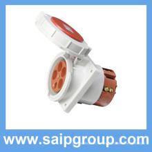 Saipwell / saip промышленные розетки красного цвета горячей продажи в Шанхае