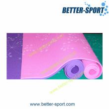 PVC Yoga Mat, EVA Yoga Mat, Rubber NBR Yoga Mat