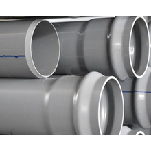 Lsz92 / 188 Linha de extrusão de tubo de drenagem de água de PVC