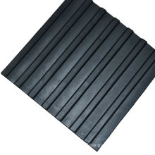 Ribbed Anti-Slip Rubber Sheet for Flooring