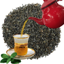41022AAA china green tea EU standard LOW pesticide chunme 41022 china tea
