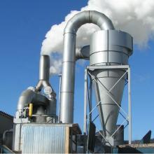 Preço competitivo do coletor de poeira industrial do ciclone